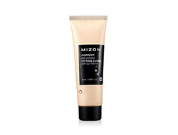 Крем ВВ корректирующий Correct BB Cream Fitting Cover Mizon