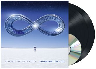 Sound Of Contact - Dimensionaut 2-LP+CD