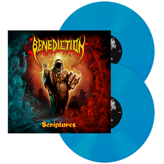 BENEDICTION - Scriptures 2-LP colored