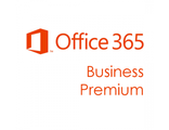 Microsoft Office 365 Business Premium Shared Server  SNGL Subscriptions VL OLP NL Qualified Annual 9