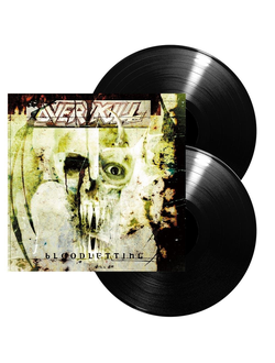 OVERKILL Bloodletting 2-LP