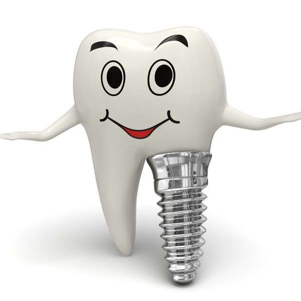 Картинка смешных зубов