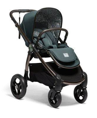 Коляска 3в1 Mamas & Papas Ocarro Liberty London Teal