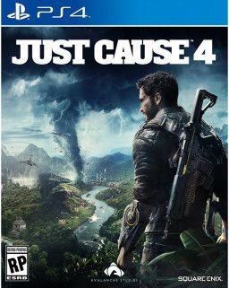 игра для PS4 Just Cause 4