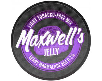 Maxwells light Jelly 25гр
