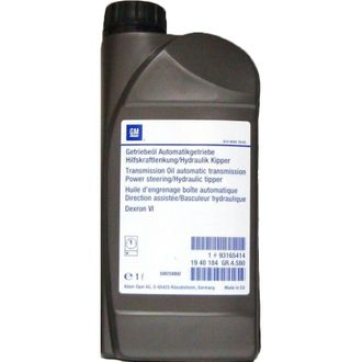 GM TRANSMISSION OIL POWER STEERING 1л