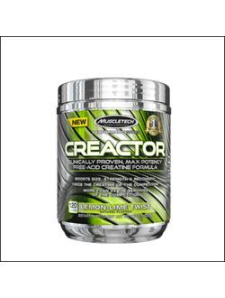 Креатин Muscle Tech creactor creatine-hci 250g