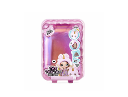 MGA Entertainment Кукла-загадка Na! Na! Na! Surprise 2-in-1 Fashion Doll & Plush Pom with Confetti Balloon, 564737
