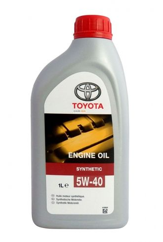Масло моторное TOYOTA Engine Oil 5W40 1л