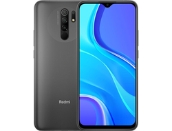 Смартфон Xiaomi Redmi 9 3/32GB Carbon Grey Black GLOBAL VERSION (M2004J19G)
