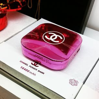 Power Bank 10400mAh Chanel пудреница с зеркалом-5