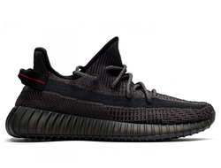 КРОССОВКИ ADIDAS YEEZY BOOST 350 V2 TRIPLE BLACK