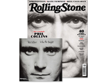 ROLLING STONE DEUTSCH Magazine July 2019 Phil Collins, Genesis Cover Иностранные музыкальные журналы