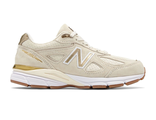 New Balance 990 AG4 ANGORA SUEDE GOLD (USA) 990 V4