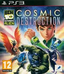 Купить PS3 Ben 10: Ultimate Alien Cosmic Destruction (б/у)