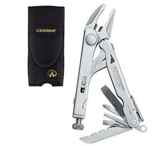 Leatherman Crunch с чехлом