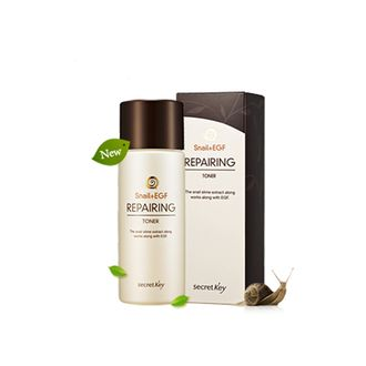 Тоник для лица с муцином улитки Secret Key Snail Repairing Toner