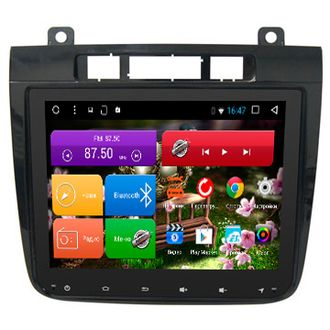 "Автомагнитола MegaZvuk T8-8114 Volkswagen Touareg II (2010-2014) на Android 7.1.2 Octa-Core (8 ядер) 8.4"" Full Touch"