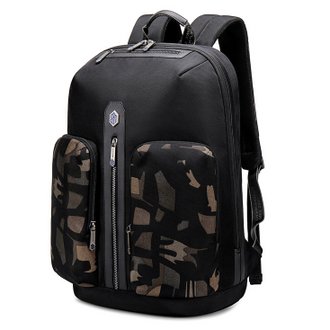 Рюкзак ARCTIC HUNTER B00408 Серый + Powerbank