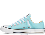Кеды Converse All Star beach glass 136565F мятные низкие