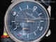 Master Geographic SS 1428530 TWA Best Edition Blue Dial