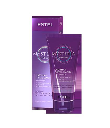 Ночная крем-маска для волос ESTEL MYSTERIA 100 мл