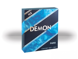 Demon Ice gift set for men