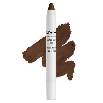 Кремовые тени NYX Jumbo Eye Pencil Dark Brown 602