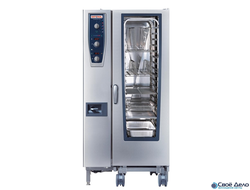 Пароконвектомат Rational Combi Master® Plus CM201 (автоматическая мойка)