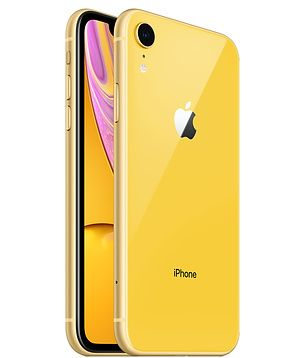 Apple iPhone XR 64gb Yellow - MRY72RU/A Ростест