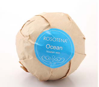 Ароматная бомбочка для ванны ROSOTENA Bath Bombs