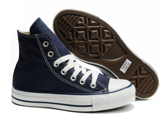 converse chuck taylor all star hi navy 04