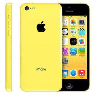 Купить iPhone 5C 16Gb Yellow в СПб