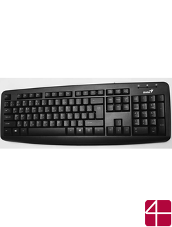 Genius KB-110X Value Desktop Keyboard