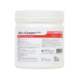 SM CREAM Lidocaine 10.56% 500g