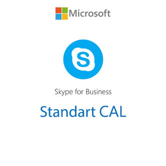 Microsoft Skype for Business Server Standart CAL 2015 ENG OLP A Government Device CAL 6ZH-00661
