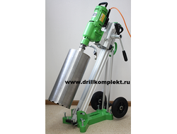 установка алмазного бурения dr.schulze drillkomplekr 300 optimum plus