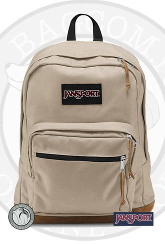 Jansport Right Pack Desert Beige