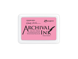 Wendy Vecchi Archival Ink™ Pad Pink Peony