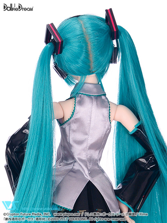 КУКЛА Dollfie Dream Hatsune Miku (Мику Хацунэ)