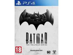 игра для PS4 Batman: Telltale series