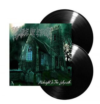 Cradle Of Filth - Midnight in the labyrinth 2-LP