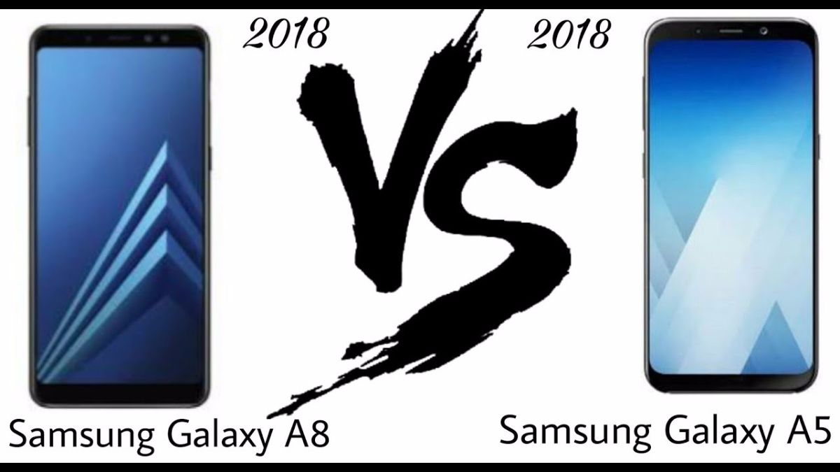 Samsung Galaxy A8 Plus (2018) и A8 (2018)