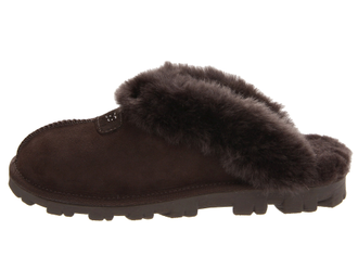 Slippers Coquette - Chocolate