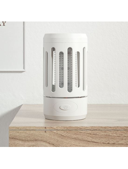 Лампа репеллент против насекомых Xiaomi QiaoQingTing portable physical electric shock mosquito killer lamp upgraded version Y8RK