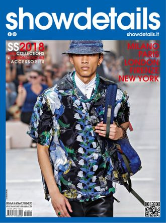 SHOWDETAILS Magazine Men Collections Spring-Summer 2018 Иностранные журналы о моде, Intpressshop