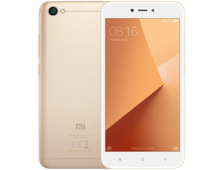 Смартфон Xiaomi Redmi Note 5A 2/16GB Gold (золотой)