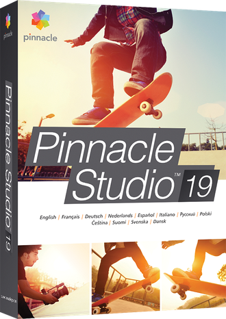 Pinnacle Studio 19 standart