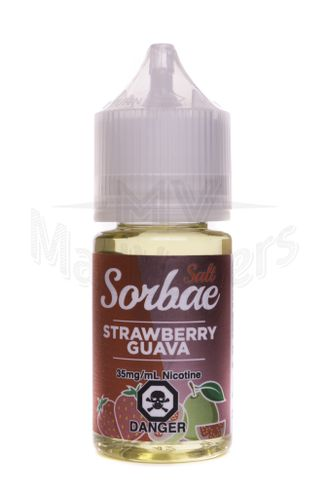 SORBAE SALT - Strawberry Guava