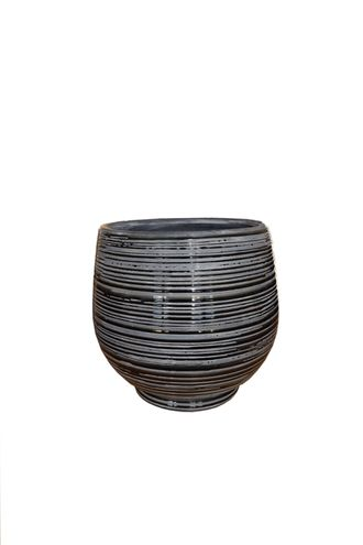 Цветочное кашпо SIA STEPS FLOWER POT LARGE , 280178 , H31/D33